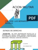 Legislacion Militar 7mo. Emi