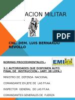 Legislacion Militar 2