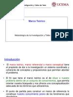 Presentacion - Marco Teorico