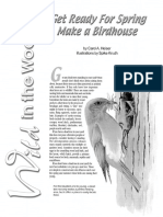 Make a Bird House