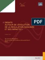 Actes Regulation Bancaire 052012
