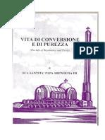 Vita Di Conversion e