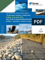 Documentslide.com Sistemas Alternativos Para Proteccion Costera y Riberena Parte 1 Agua Reunion Regional en Puebla