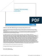 VNX Storage Provisioning Using Wizards Guide