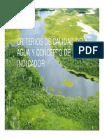 Indicadores Calidad Agua (VIII) [Modo de Compatibilidad]