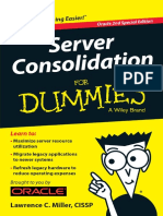 Server Consolidation for Dummies