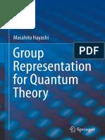 Teoria Grupos Quantum Mechanics