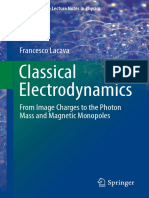 (Undergraduate Lecture Notes in Physics) Francesco Lacava (auth.)-Classical Electrodynamics_ From Image Charges to the Photon Mass and Magnetic Monopoles-Springer International Publishing (2016).pdf