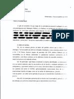 Hinchas de Peñarol procesados por receptación
