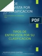 Tiposdeentrevistaporsuclasificacion 150512224907 Lva1 App6892