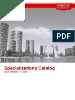 Catalogo de Certificaciones Octubre 2016