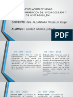 Comparacion Ds055 y Ds024 - John W. Gomez