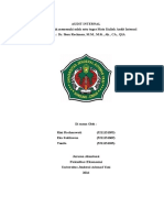 Audit Internal Chapter 8