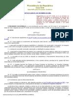 Decreto Nº 5.296 de 02-12-04 Estabelece Normas Gerais e Critérios Básicos Para a Promoção Da