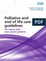 NECN Palliative Care Guidelines