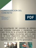 Consolidacion Del Concreto