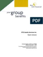 Benefits Booklet