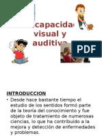 Discapacidad Visual y Auditiva
