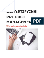 Demystifying the PM Materials