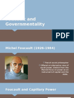 Foucault and Governmentality