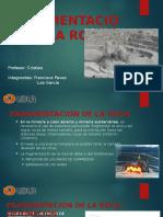 Fragmentacion de La Roca