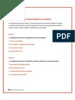La concordance au passé exercices et corrigé.pdf