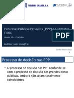 Sessão 1a. Processo de Decisão PPP
