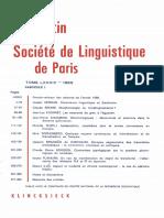 Boisson - Contraintes typologiques sur le système phonologique du sumérien (1989)