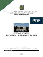 PROGRAMLAMBAIAN KAABAH