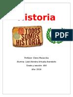 Historia Para Blog