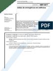 NBR 9077(2001) - Saídas de Emergência em Edifícios.pdf