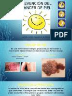Presentación - Prevención del cáncer de piel.pptx