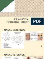 Pr Anatomi Fisiologi Hidung
