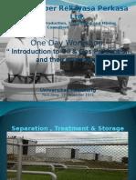 Separation , Treatment & Storage