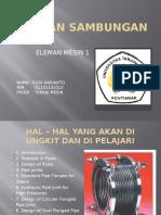 Presentasi Rudi Harianto Elemen Mesin Pipa Dan Sambungan Pipa