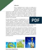ecología  y edificacion