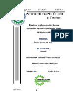 Ejemplo Reporte-Intermedio Proyecto