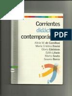 Corrientes Didácticas Contemporáneas