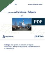 Negocio Fundicion y Refineria