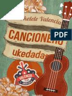 Cancionero Club Ukelele Valencia 1a Edicic3b3n