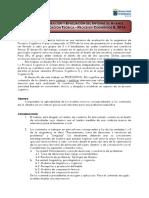 Pauta de Elaboración y Evaluación Del Informe de Avance - PP.cc. II, 2016
