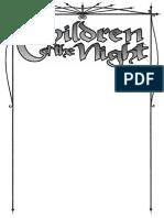 WOD - Vampire - The Masquerade - Children Of The Night.pdf