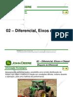 02 - Diferencial, Eixos e Chassi