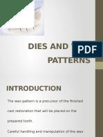 90938333-Lab-Steps-Dies-Wax-Patterns.pptx