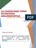 8A-ZZ03 La Causalidad Como Estrategia Discursiva -Material- 2016-3 39428