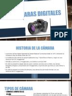 CÁMARAS DIGITALES EXPOSICIÓN