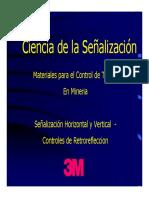 REFLECTIVOS - SEÑALIZACION