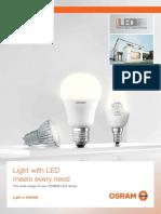 Australian Led Lamps Trade Brochure Dec 2013