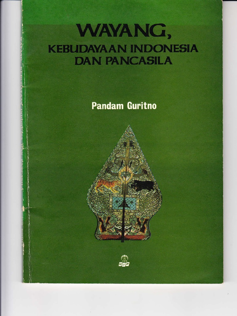 Wayang Kebudayaan Pandam Guritno
