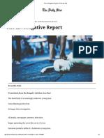 The Investigative Report